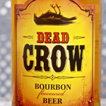 Dead Crow Bourbon Flavoured Beer