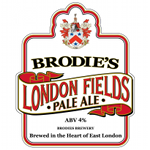Brodie's London Fields Pale Ale