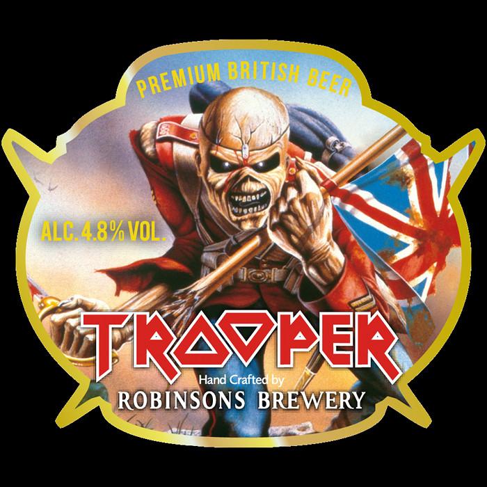 Robinson's Trooper - Iron Maiden Beer