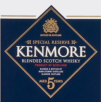 Kenmore Blended Scotch Whisky