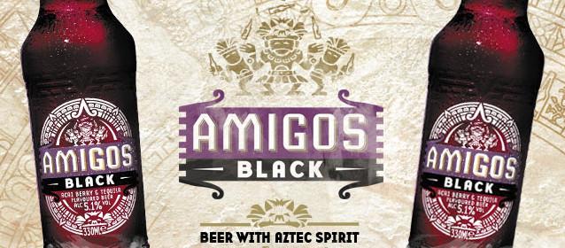 Amigos Black