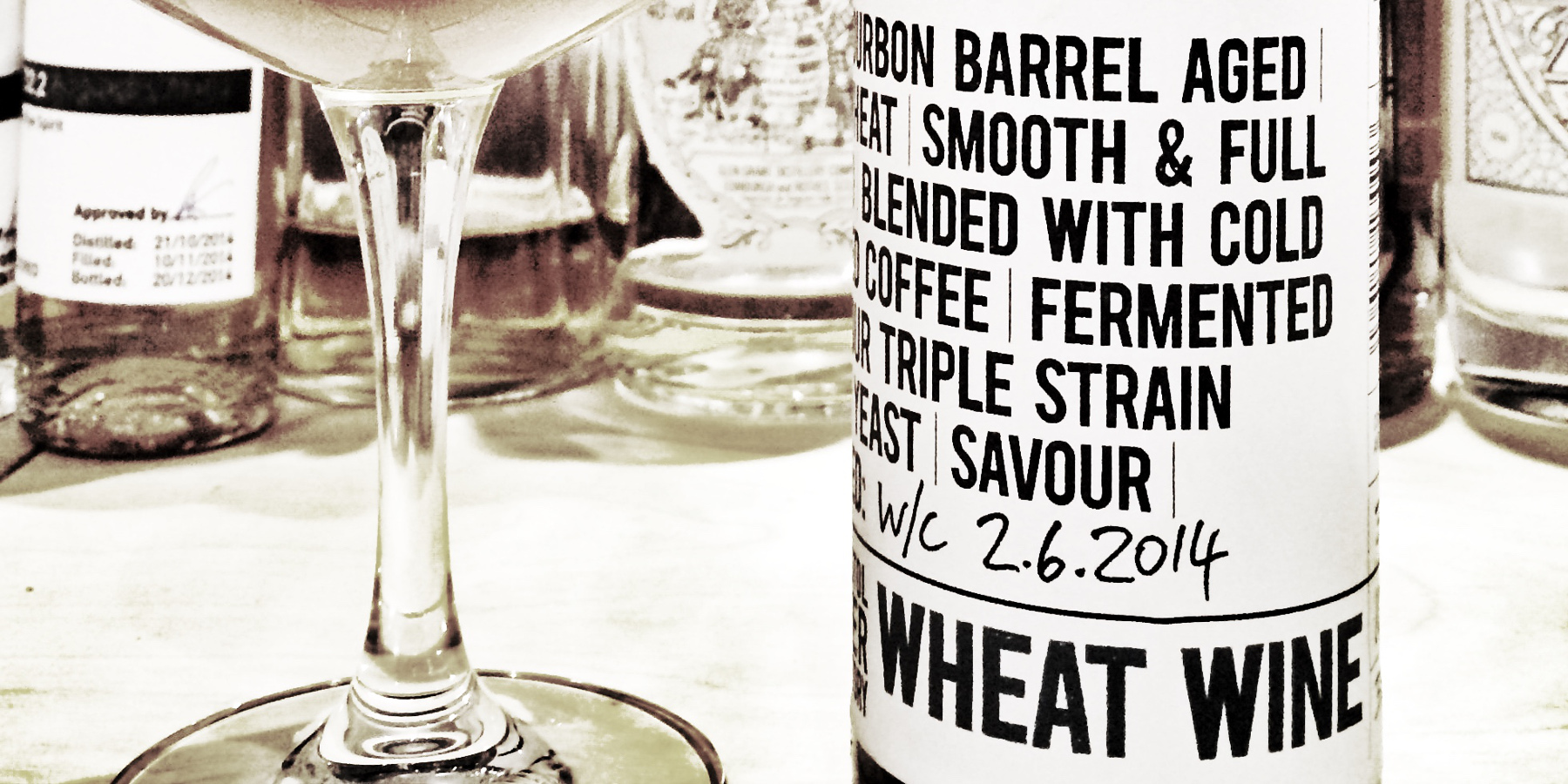 Bristol Beer Factory Wheat Wine