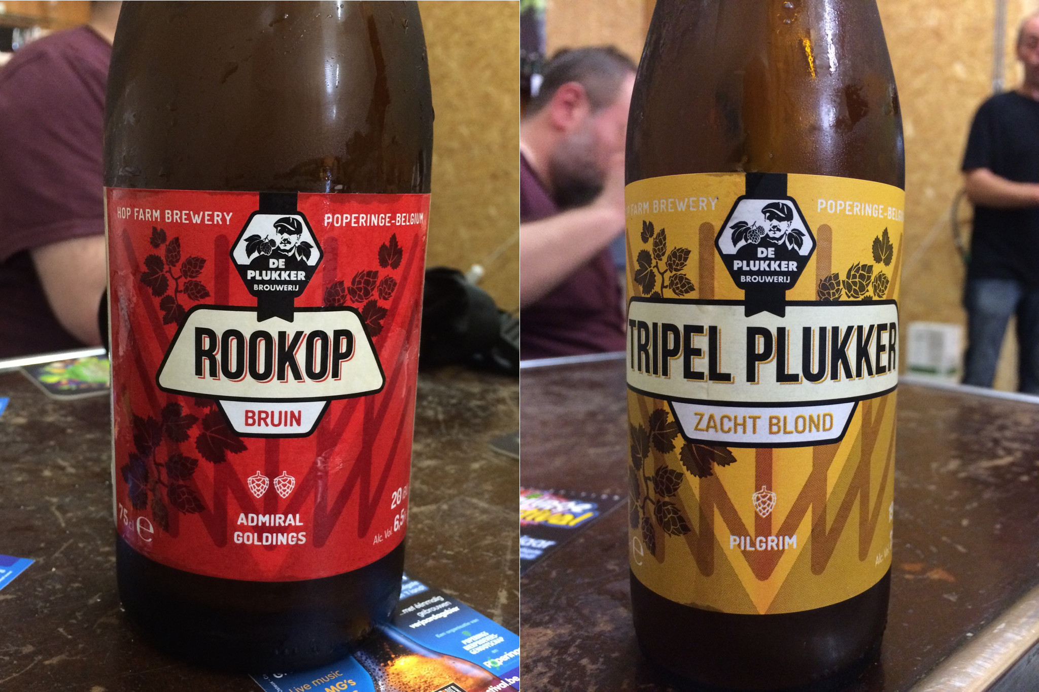 Rookop and Triple Plukker – De Plukker