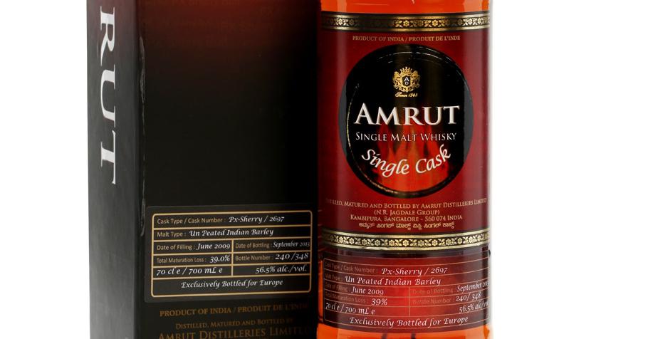 Whisky Advent Calendar Day 1