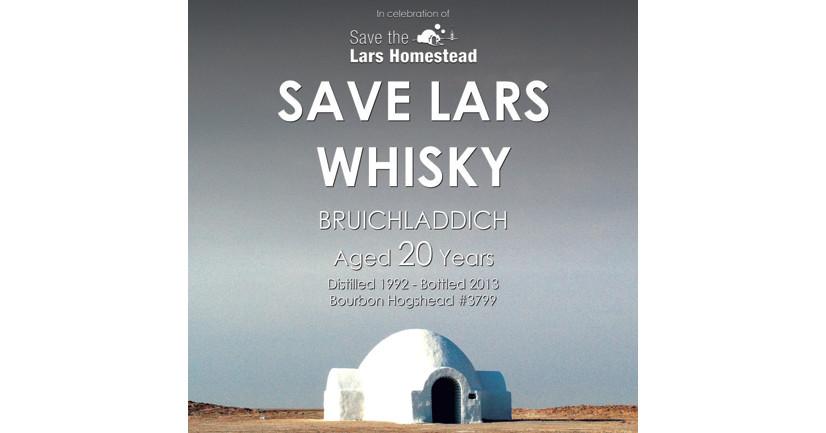 Save Lars Bruichladdich