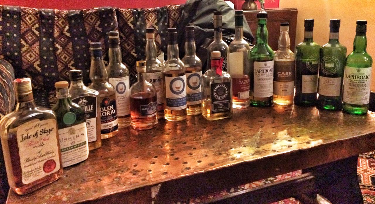 Whisky Squad