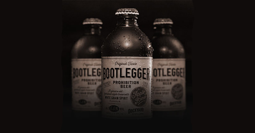 Bootlegger Apple Beer