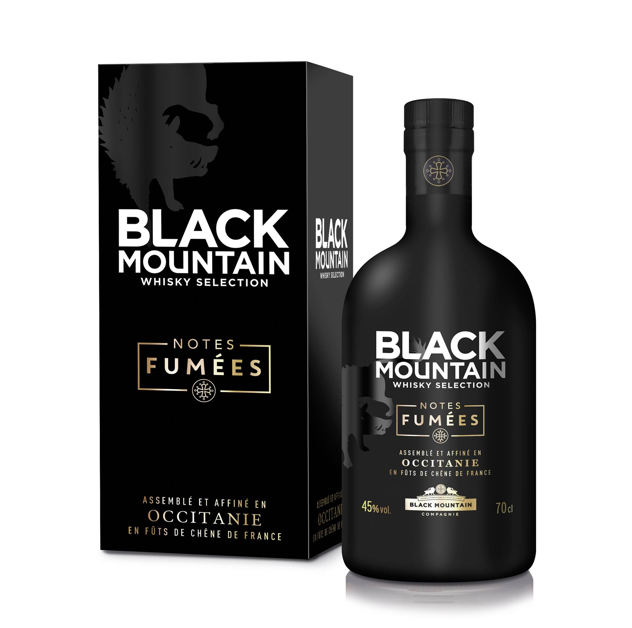 Black Mountain Notes Fumées