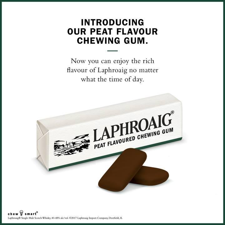 Laphroaig Peat Gum