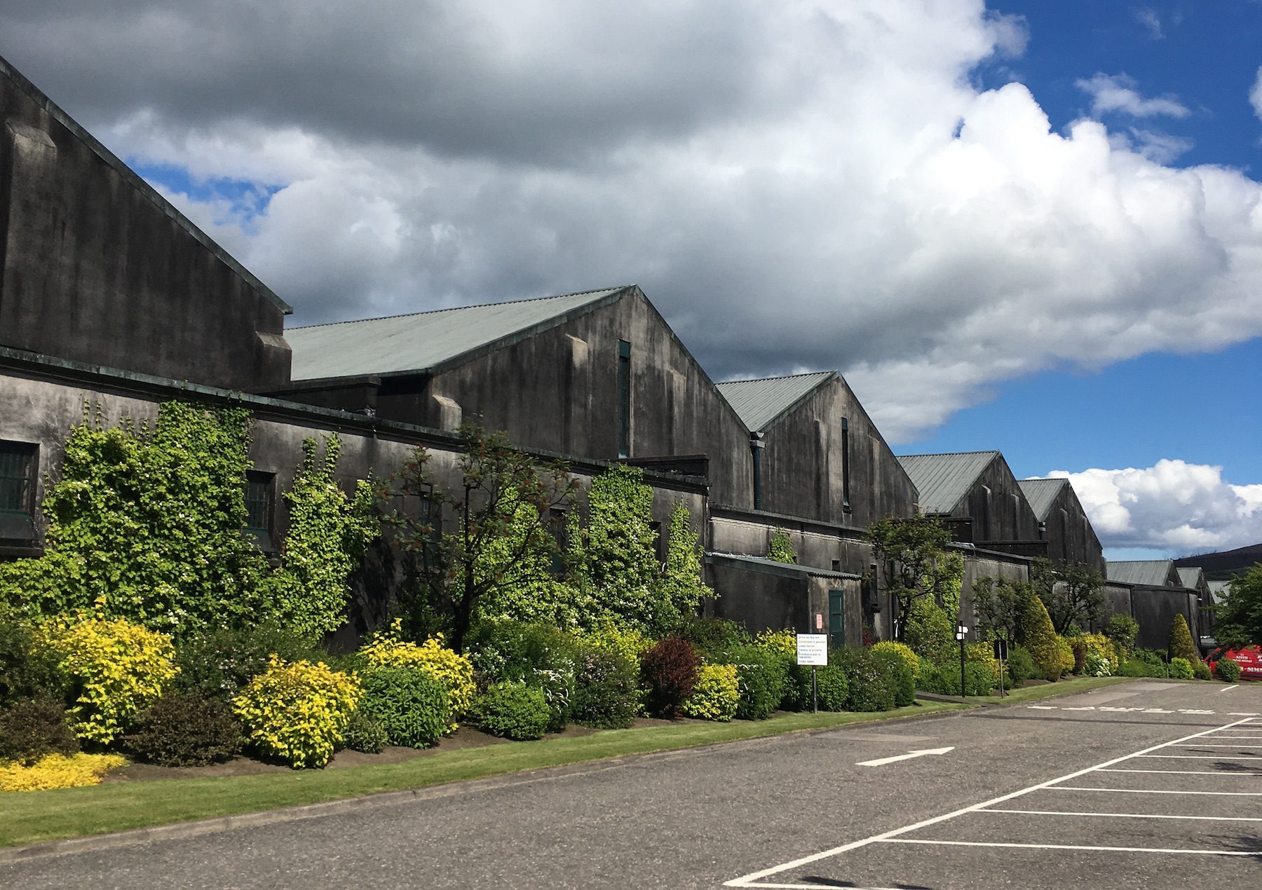 Glenlivet Warehouses