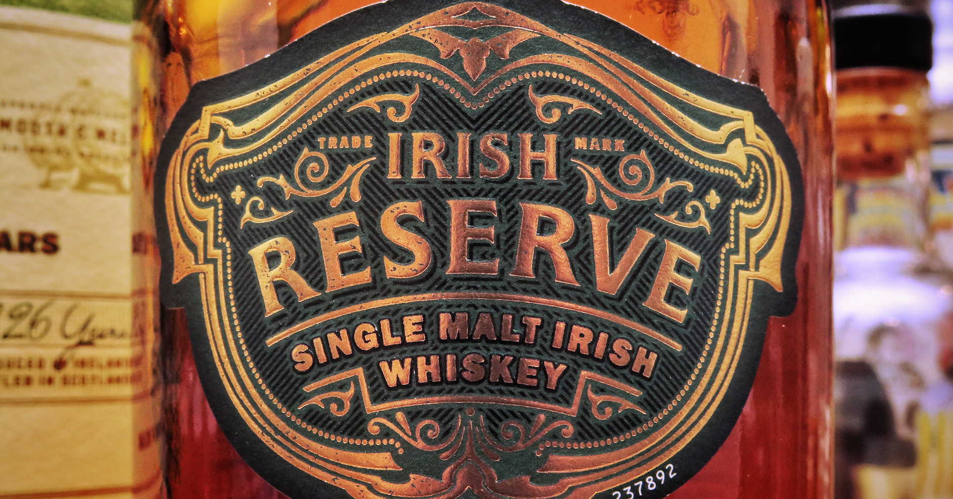 Aldi Irish Reserve 26 Year Old Single Malt