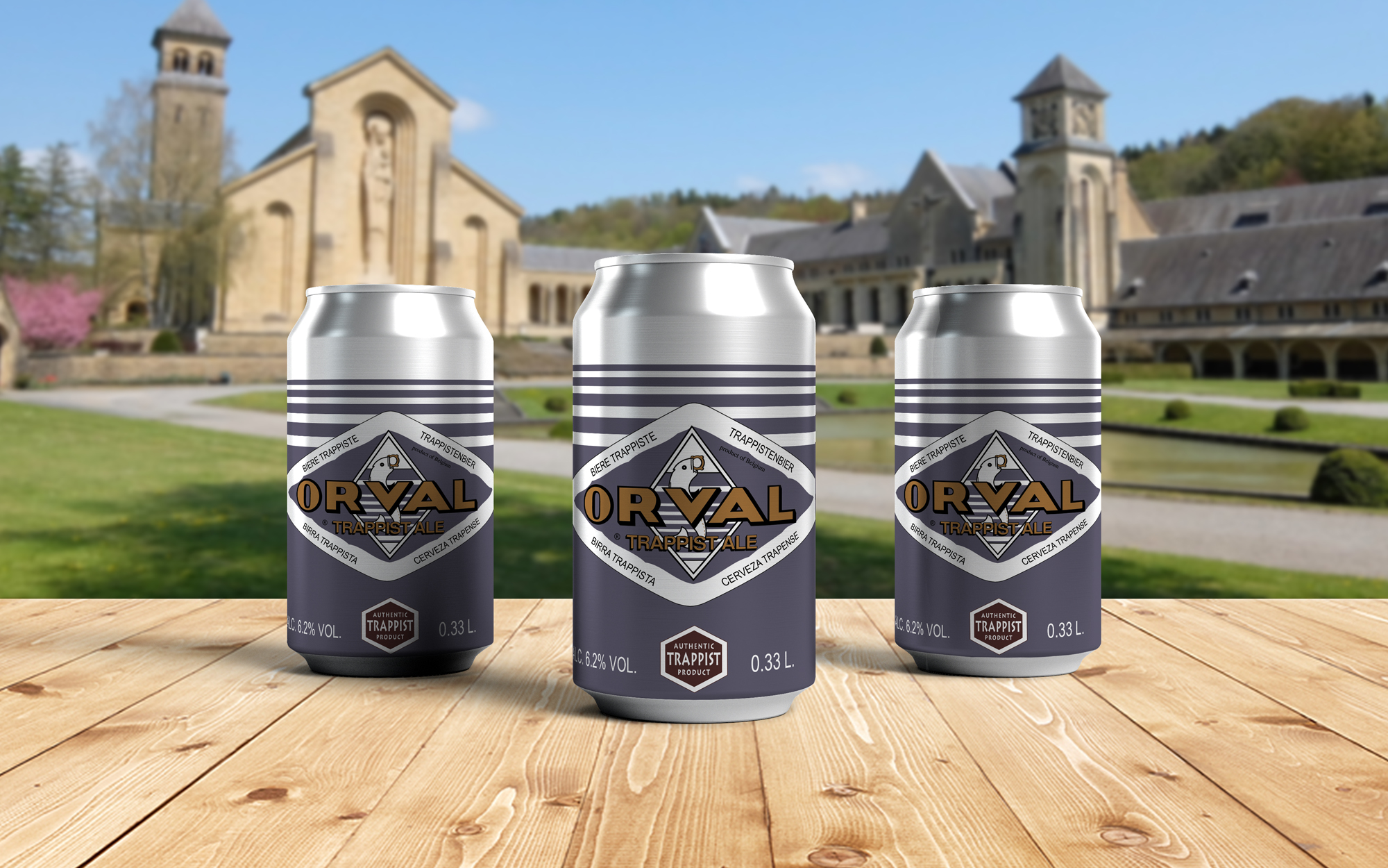 Orval Cans