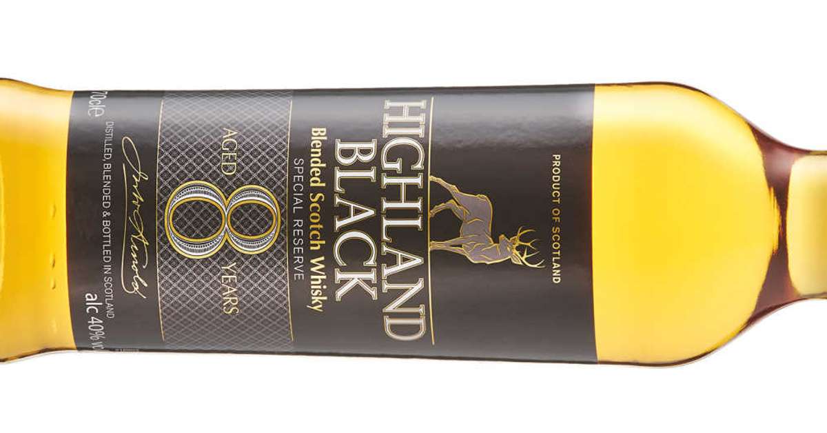 Aldi Highland Black 8 Year Old