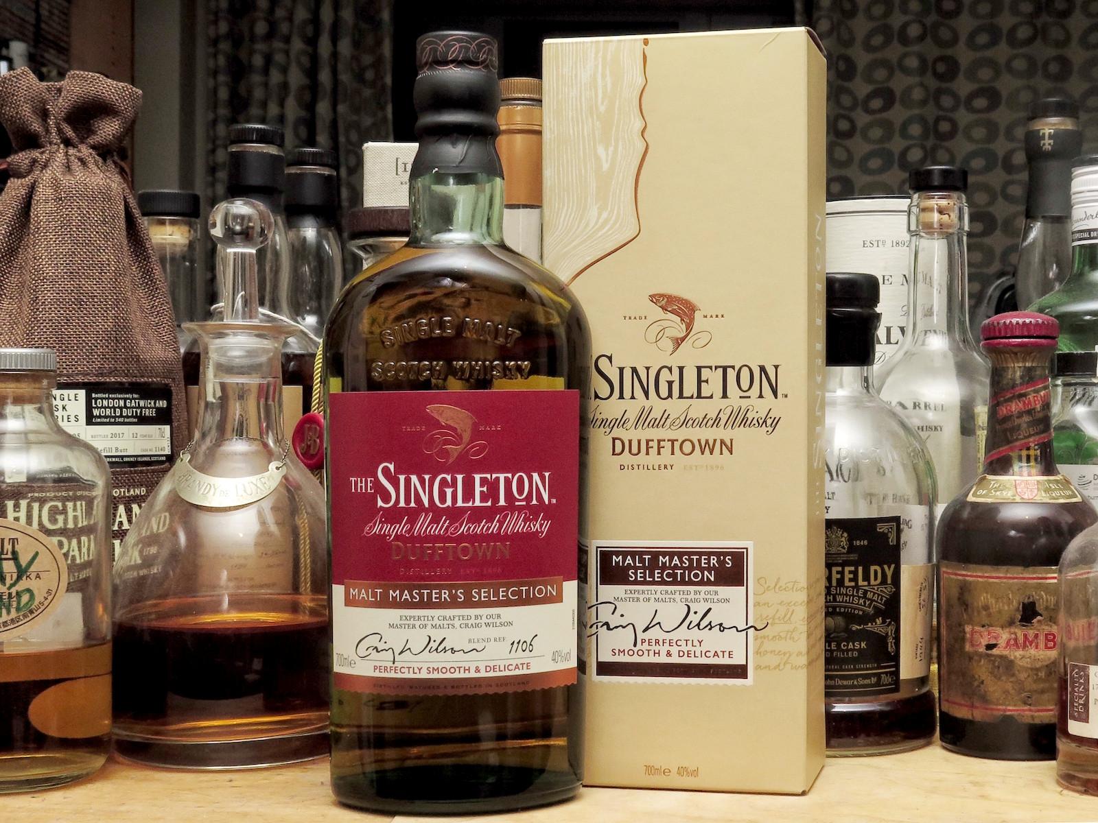 Singleton Dufftown Malt Master's Selection